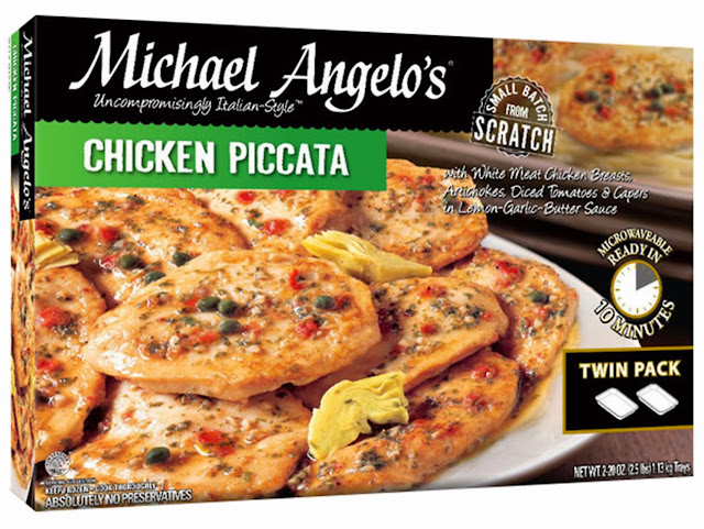 Michael Angelo's Chicken Piccata at Sam's Club