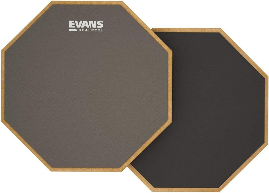 Evans Realfeel 2 Sided Practice Pad 12 Inch