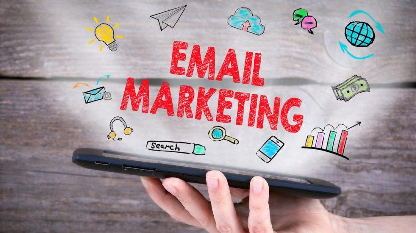 Chiến thuật email marketing thu hút khách hàng