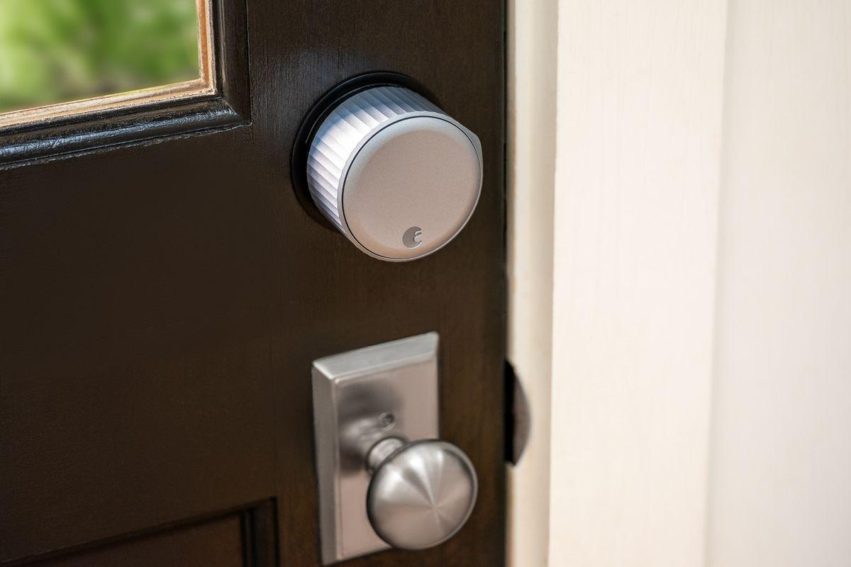 August Wi-Fi Smart Lock review: refinements on lock - The Verge