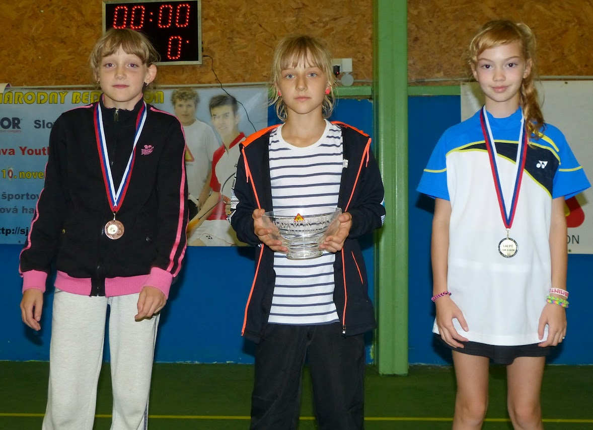 Ivava Open 2014, Slovensko