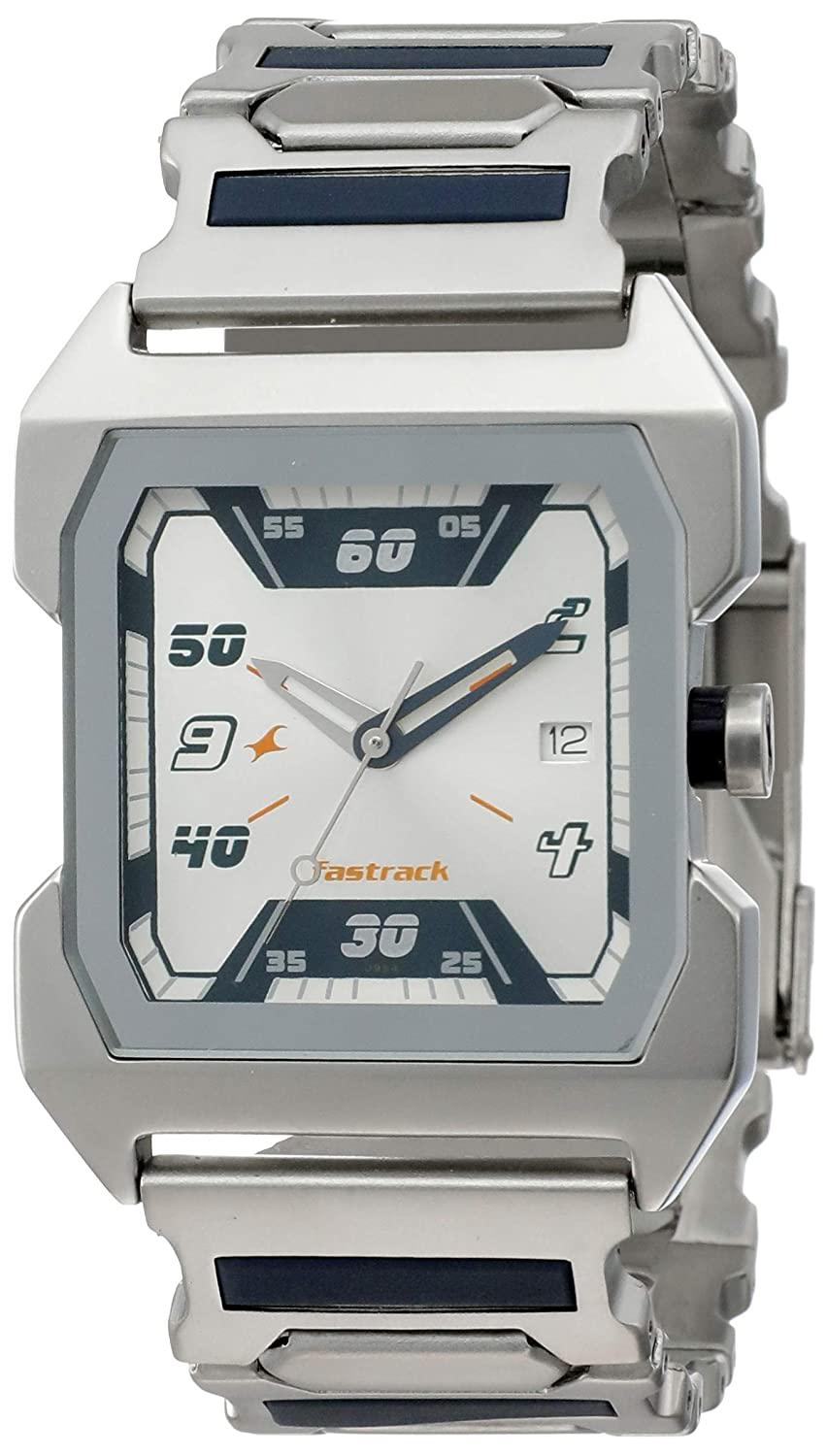 Fastrack NK1474SM01 Party Analog Fastrack Watch For Men