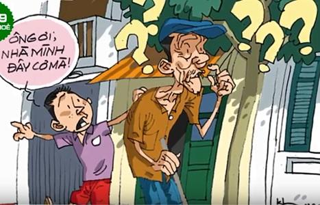 Bệnh Lẫn tuổi già - không phải chuyện đùa 1