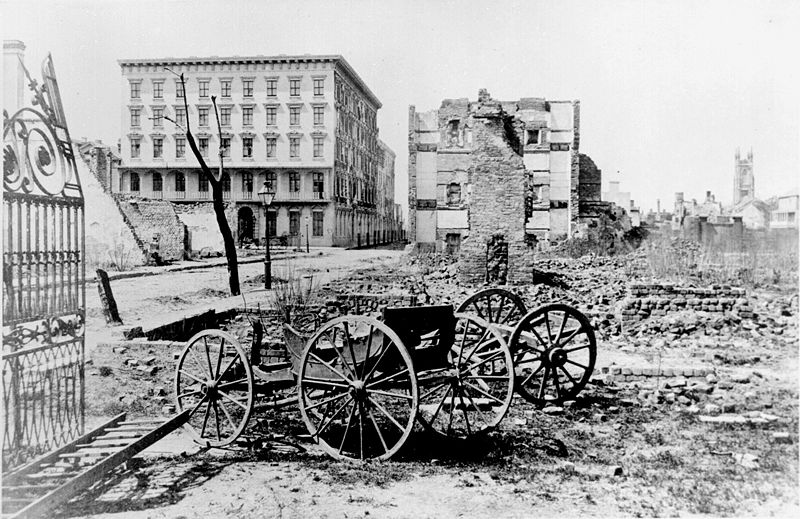 Richmond Virginia during Civil War