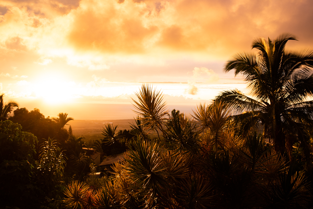7 Days on the Big Island | Where to stay on the Big island