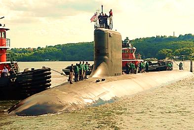 Image result for hình ảnh tàu tàu ngầm tấn công lớp virginia