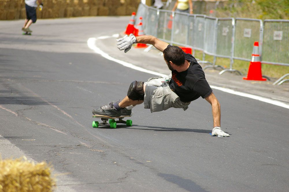 Longboard Racing Competitions