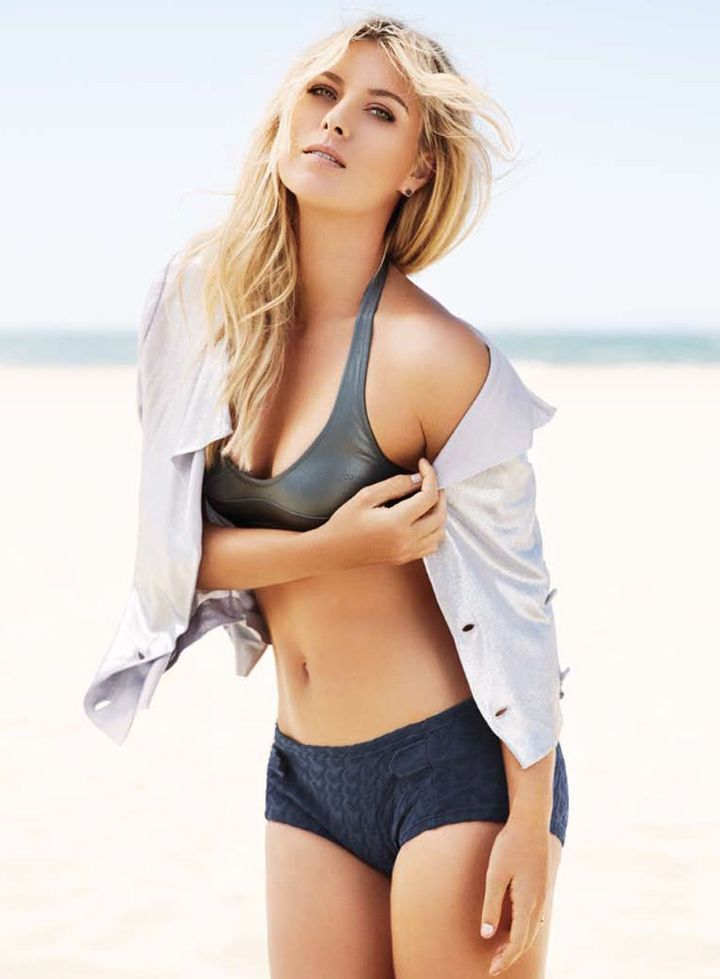 Maria Sharapova (Tennis Player)