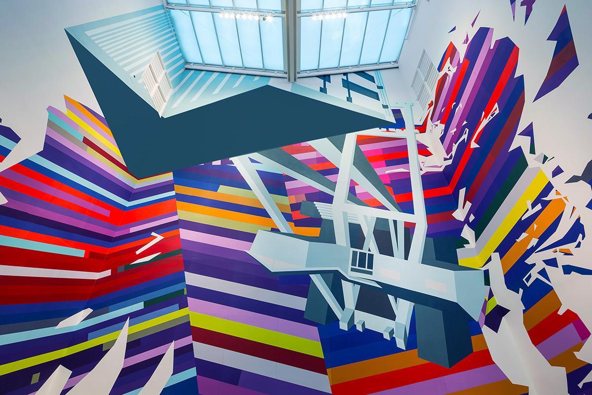 Joelle Dietrick - Cargomobilities at the Museum of Contemporary Art,  Jacksonville, Florida