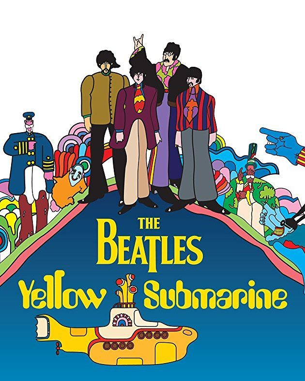 Yellow Submarine (1968, George Dunning)