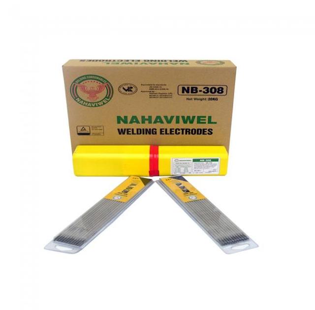 Đa dạng đơn vị bán que hàn inox NB-308 3.2 mm tại TPHCM