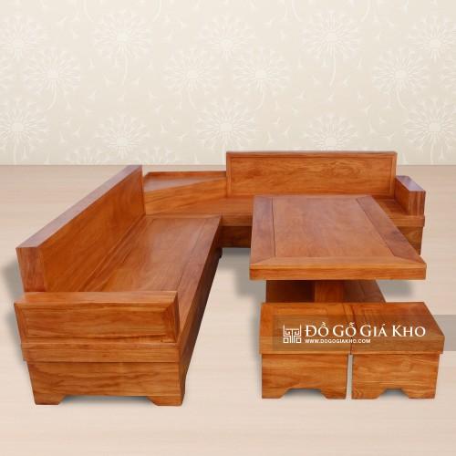 bộ bàn ghế đơn giản không quá cầu kỳ