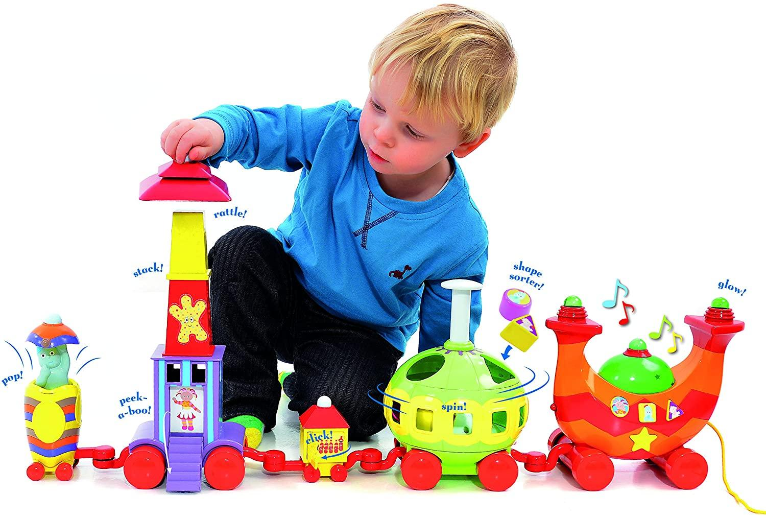 ninky monk musical activity train