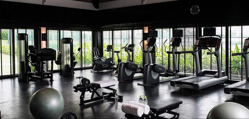 phòng gym FLC Quy Nhơn