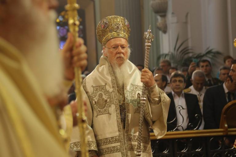 Επιστολή στήριξης του Οικουμενικού Πατριάρχη Βαρθολομαίου στον Ερντογάν για την επιχείρηση στο Αφρίν | Newsit.gr
