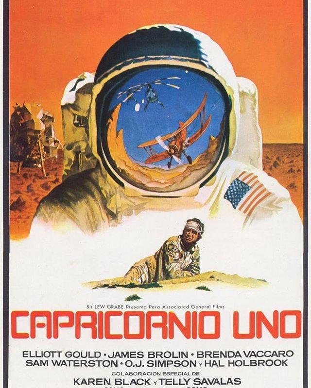 Capricornio Uno (1978, Peter Hyams)