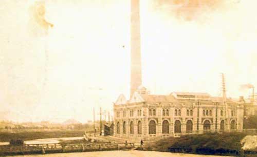 Харківська електрична станція у 1918-му неодноразово використовувалася як знаряддя шантажу