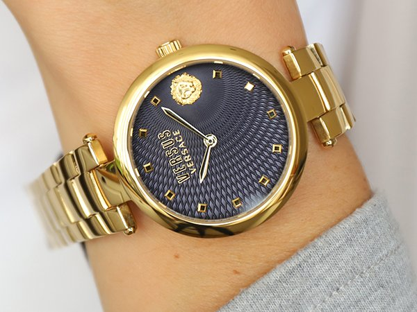 Prezent na 18 prosto ze stolicy mody - zegarki Versus Versace