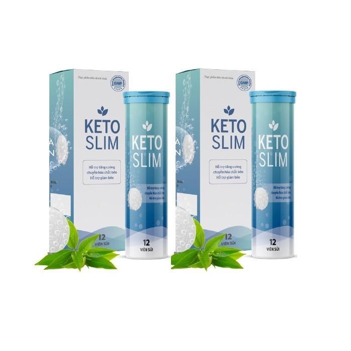 Lựa chọn Keto Slim để giảm cân tại sao không?