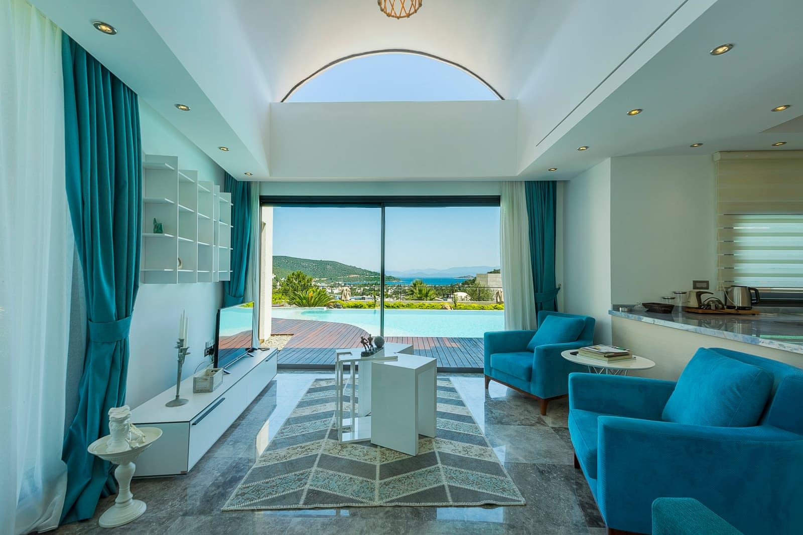 Villa avec piscine privée à Bodrum