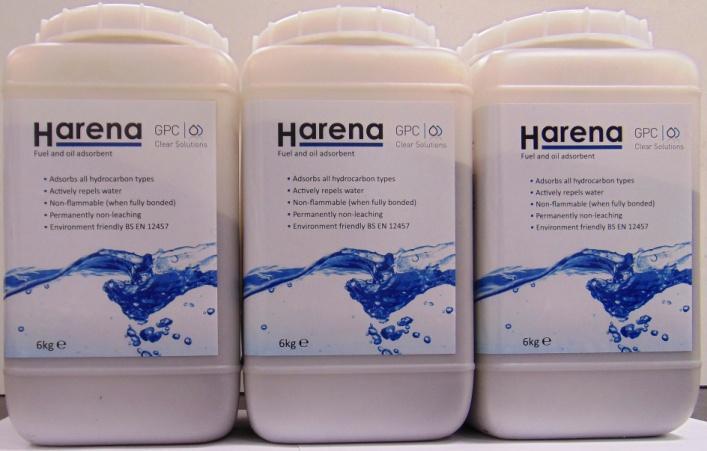 Harena – Heavyweight granular
