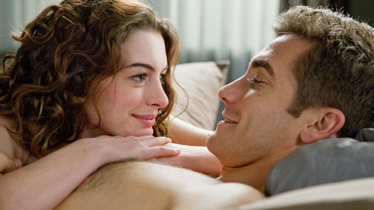 Description: Image result for Anne Hathaway love scenes in movies""