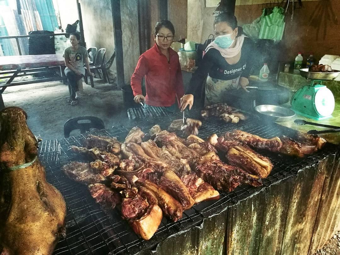food in sabah