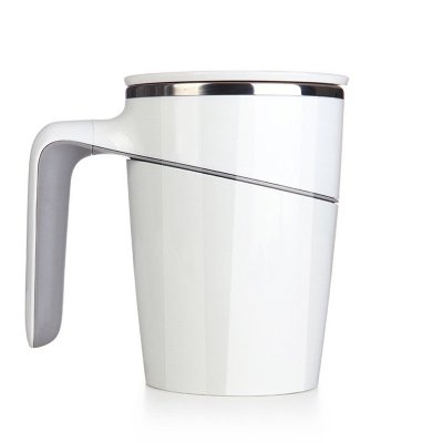 Primeway Stainless Steel Silicone ABS Coffee Mug