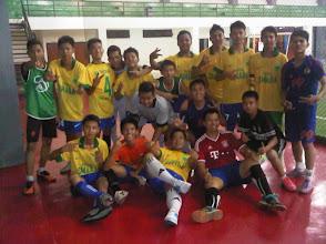 FUtsal SMABA Tanjung Enim 3