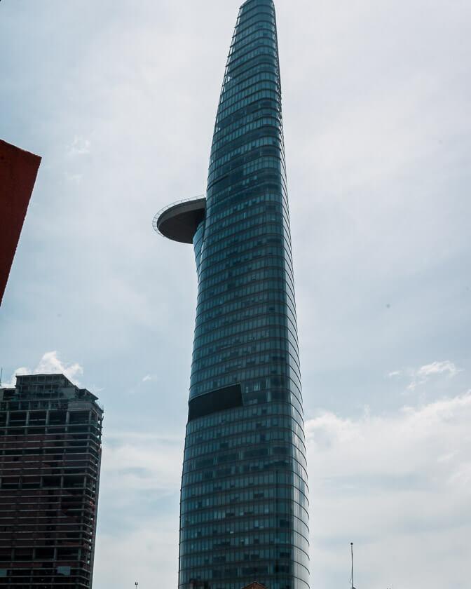 Bitexco Tower.