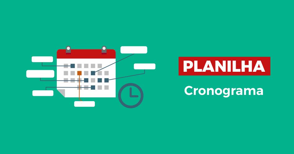 Planilha Cronograma