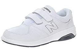 New Balance 813 V1 Hook and Loop Walking Shoe