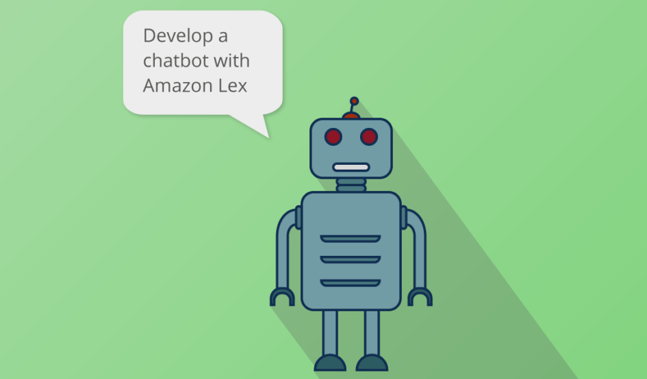 Develop a chatbot with Amazon Lex