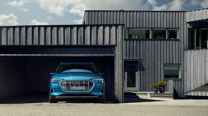 Audi e-tron 55 quattro 2020 ถูกดีไซน์ให้มีความหรูหรา