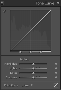 Advanced Lightroom editing: Tone Curve Menu - Frenchly Photography