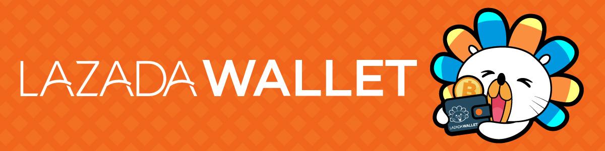Lazada wallet logo