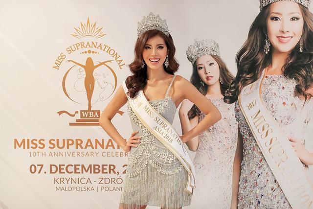 Minh Tú đoạt giải Hoa hậu Siêu quốc gia châu Á 2018 | Báo Dân trí