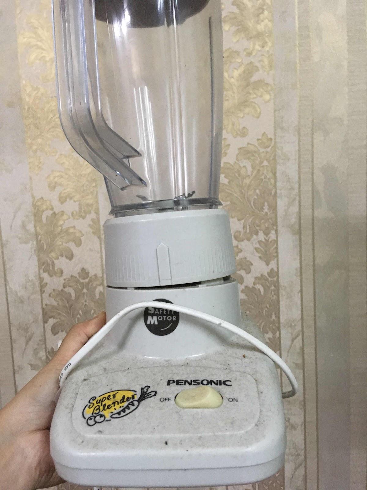 blender pensonic