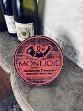 Logo Montjoie France marque patriote