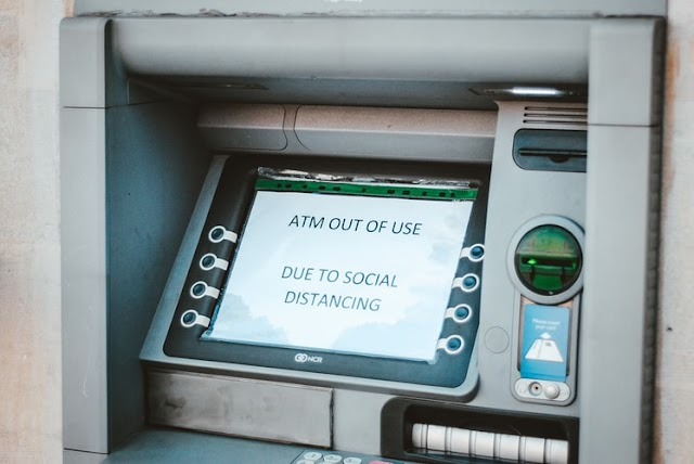 What does an atm machine technician do?