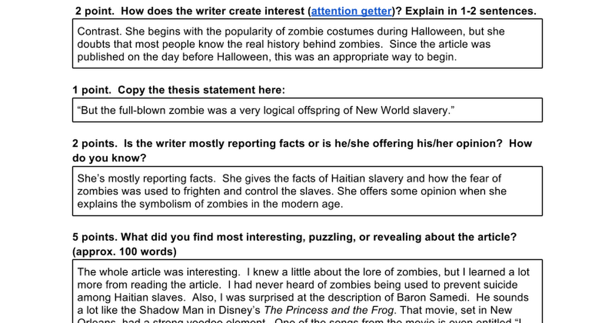 thesis statement about halloween Each common core aligned halloween writing bundle comes with an entertaining powerpoint presentation section, interactive student worksheets, and detailed lesson plans this writing bundle has 4 complete essay prompts (argumentative, expository, persuasive, and narrative) with differentiated and enrichment activities.