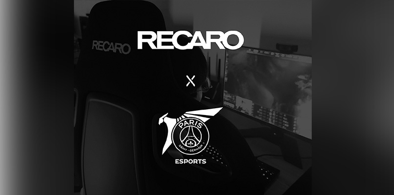 PSG Talon previously also joined forces with the seating manufacturing company, Recaro