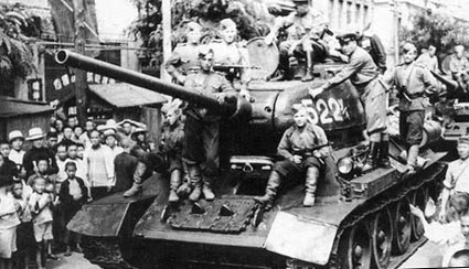 Танки Красной армии