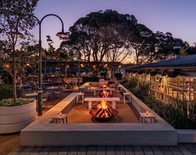 Image result for the newport sydney evening photos