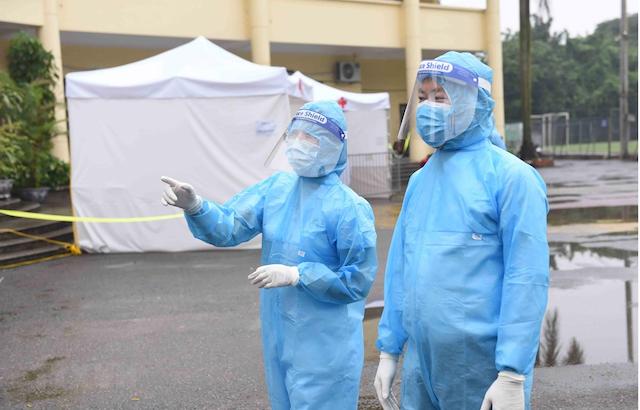 Đồ bảo hộ y tế giúp các y bác sĩ chống lại được các tác nhân nguy hiểm