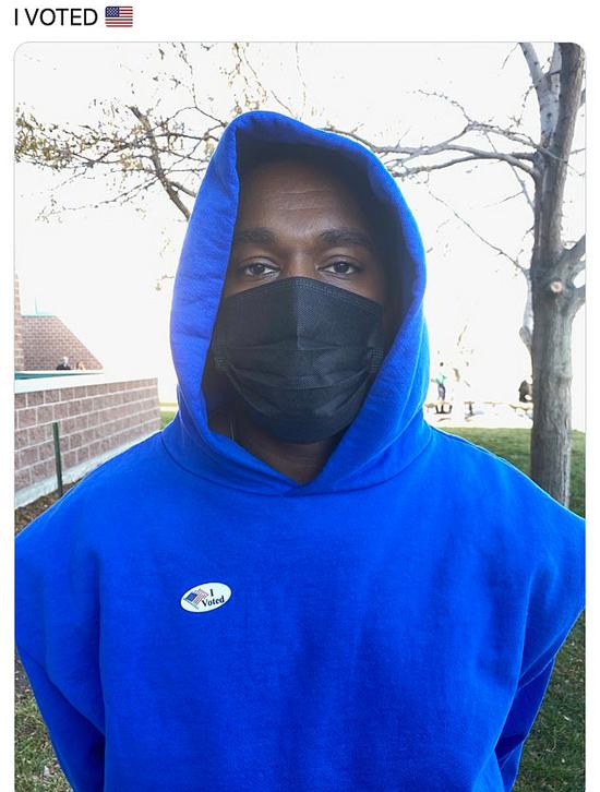 Kanye West thất bại trong tranh cử tổng thống - ảnh 5