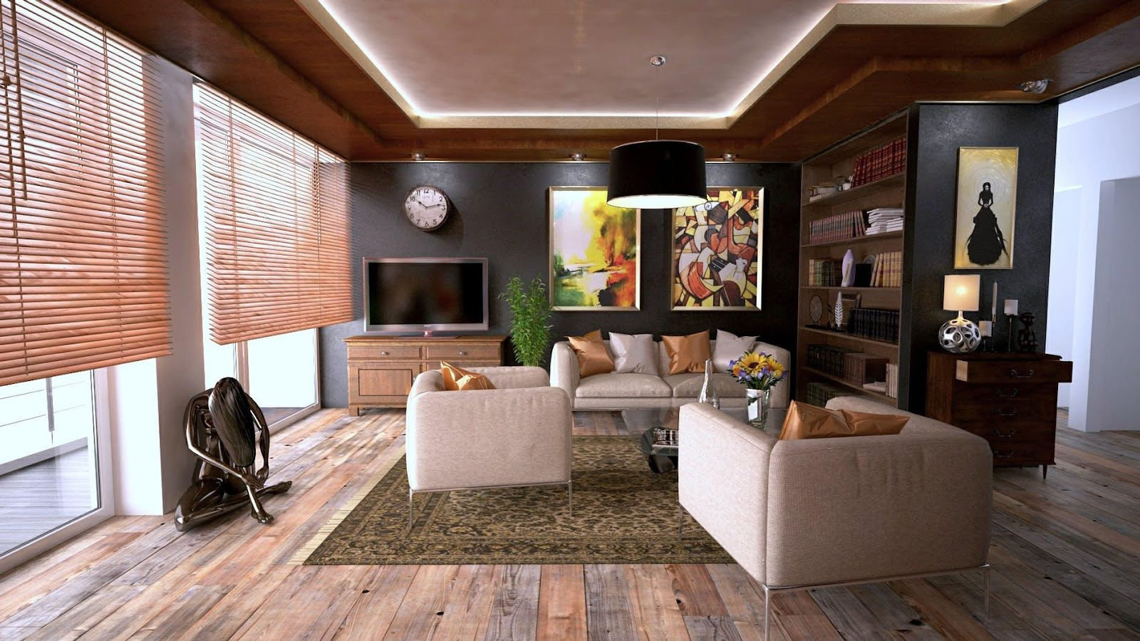 Things to consider when buying luxury rugs