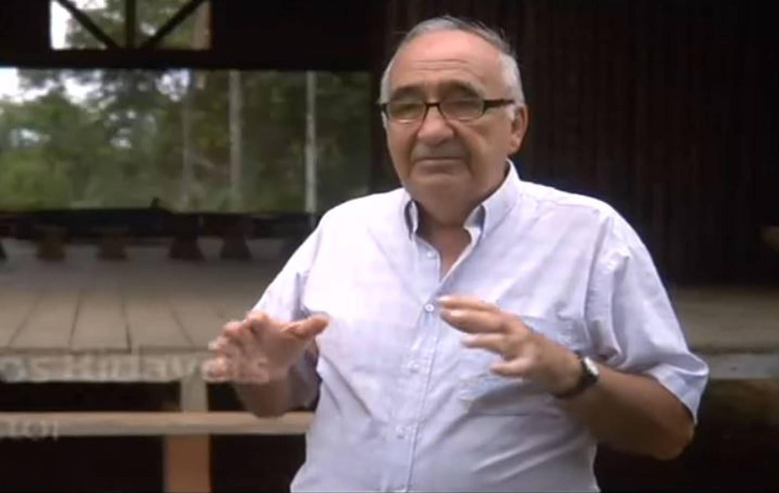 Peru: Linh mục Dòng Tên Cha Carlos Riudavets Montes bị sát hại