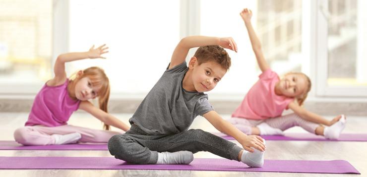 Интересная утренняя гимнастика для детей 3—6 лет - Совушка