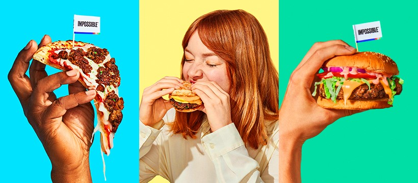 impossible burger women